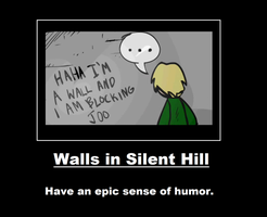 Silent Hill Demot - Walls by fushigi-no-kuni-oujo