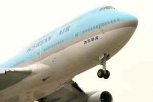 LAX 09 Korean Air 747 by Atmosphotography