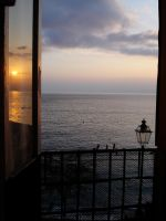 Sunset on the glass by martaraff