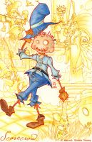 TWWoO: Scarecrow by cirgy