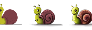 Snail's pace by Linker96