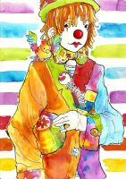 Clown by faQy