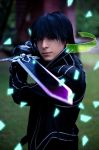 Sword Art Online 01 Kirito by DrIo-Zero