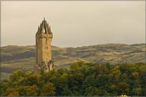 The Wallace Monument by SnapperRod