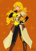 Yang Sunsinger by TheRationalAnarchist