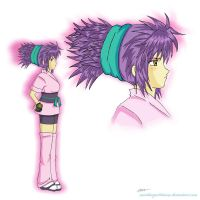 HXH : Machi of The Ryodan by xcredensjustitiamx