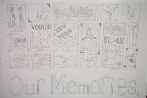 Wall of Memories by RinMitsu