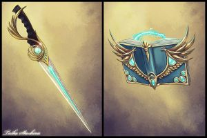Concept weapons by Tashati