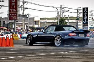 Mazda MX-5 Drift by BramDC