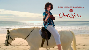 Danny Sexbang - Old Spice Commercial by EyebrowScar