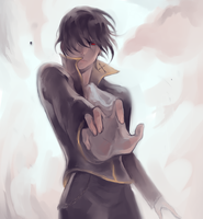 Noblesse: I did not give you permission to breathe by Sawitry