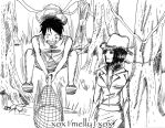 Luffy... The Southbird... by xox1melly1xox