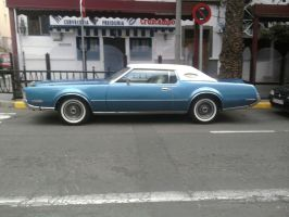 lincoln continental by EnriqueGomez
