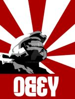 Obey Master Chief by 51287