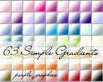 PS Gradients - Simple White by purple-graphics