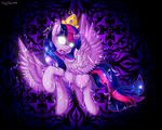 Twilight Sparkle - Hyperactivity by Twigileia