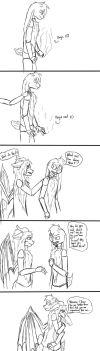 Dont Do This!!! (Comic Part) by ask-thefreddys