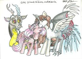 GA- Meeting Discord and Miseria by Madame-Finitevus1890