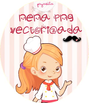 Nena Png Vectorizada by Payasiita
