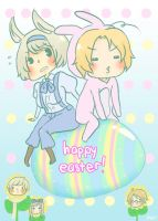 Easter 2010 by RielCakes
