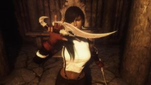 Tifa Lockhart (my own version of character) by ShadowDancer777