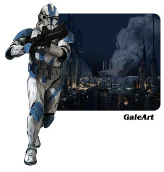 Commander Appo - Order 66 by Galeart