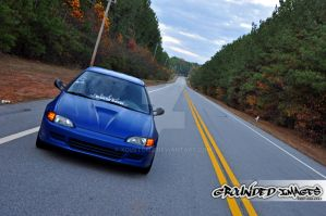 Lonesome Road by xcustomz
