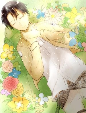 In bed with your husband levi a learning experience au levi x