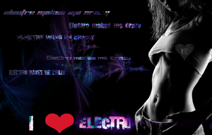 I love Electro. by Ternouille