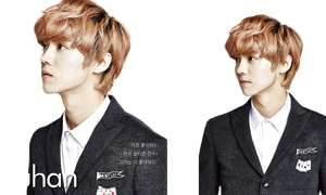 PNG Luhan by EXOcytosises