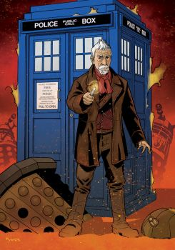 War Doctor by KellyYates