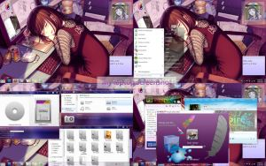 Screenshot of my Laptop by TERRIBLEart