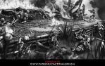 The Edge of Darkness - Bloody Tarawa by BeignetBison