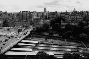 over the station by archonGX