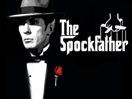 the Spock Father by Brandtk