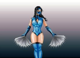 Kitana - New Concept by juliardy