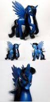FoE Ilaris The Alicorn G4 Custom pony by Oak23