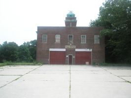 Old fire station by SumYungGa1