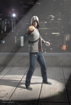 Assassin's Creed: Desmond Miles by BMFreed