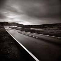 Scotland Road by xavierrey