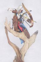 Connor Kenway ACS3 by Bubbeeelz
