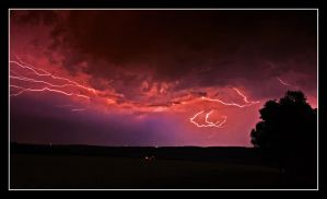 Lightning II by Torsten-Hufsky
