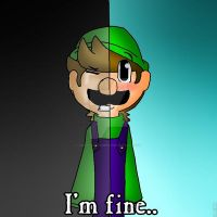I'm just fine.. by Ask-TF2-Red-Medic