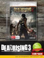 Dead Rising 3 (Icon Pack) by archnophobia