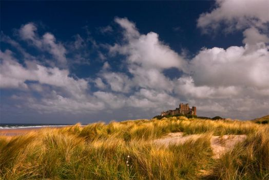 Bamburgh Castle 12 by newcastlemale
