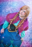 Frozen! by LucyxCos