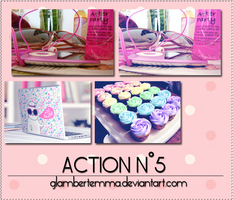 Action 5 by glambertemma