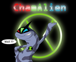 Chamalien - Well ?? by Szufla