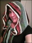 Rainbow Hood by wundergrl08