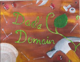 Dad's Domain by Capitaine-Jaf